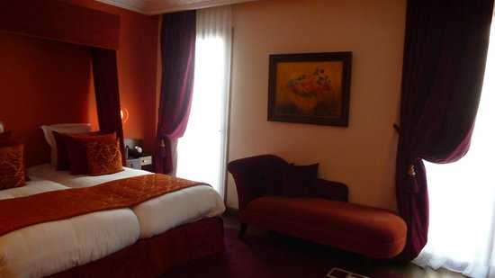 Hotel & Spa Le Doge: comfortable bed