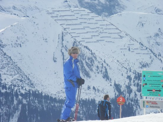 Sporthotel Manni: Great skiing