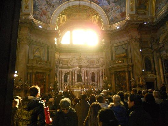 Museo del Tesoro di San Gennaro: cappella san Gennaro nel Duomo adiacente il museo