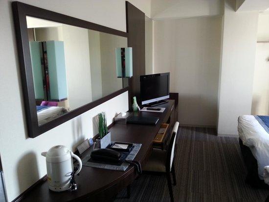 Via Inn Asakusa: My room!