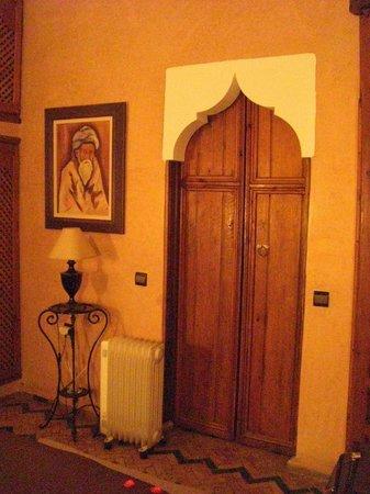 Riad Eden: Chambre chocolat