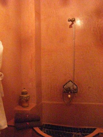 Riad Eden: Salle de bain