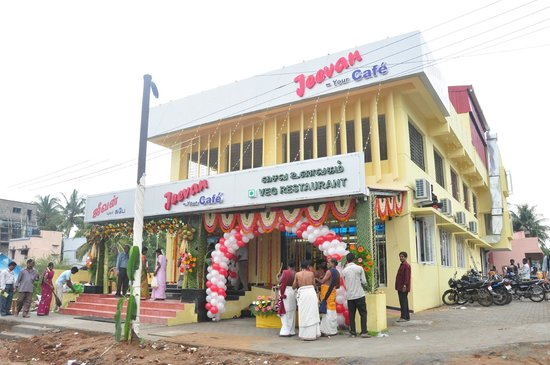 Jeevan - your cafe