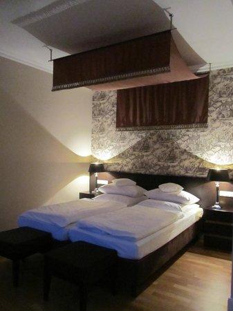 Romantik Hotel Kieler Kaufmann: Doppelzimmer Deluxe Zimmer 230