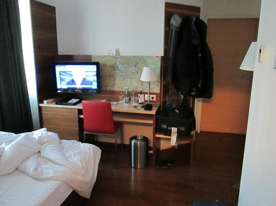 Austria Trend Hotel Beim Theresianum: camera n. 2401