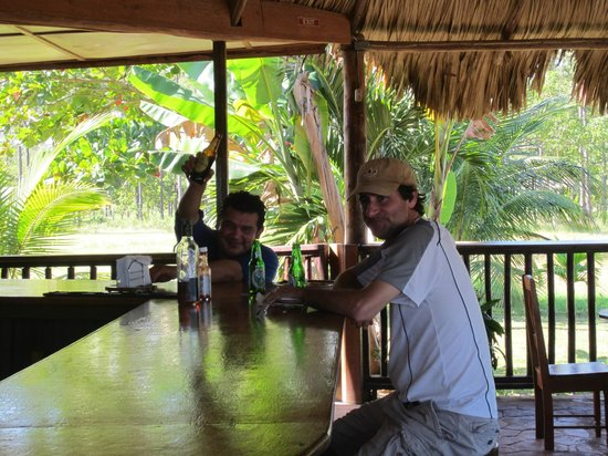 Belizean Dreams Resort: Adam and Jose in Silk Grass