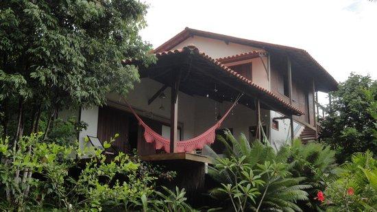 A Casa de Irene : La maison