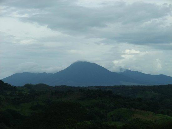 Finca Canas Castilla: Vulkan
