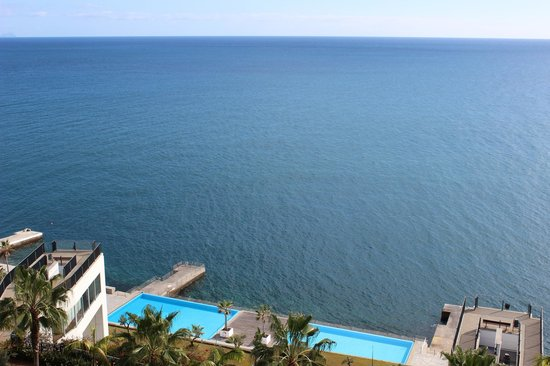 VidaMar Resort Hotel Madeira: A room with a view!