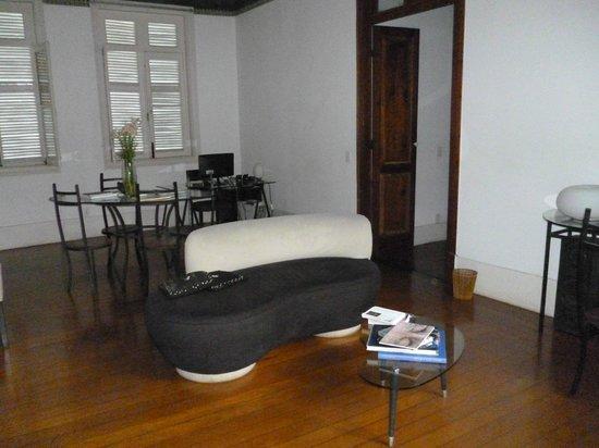 Villa Laurinda: Reception
