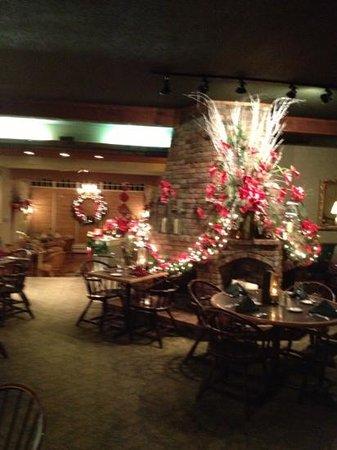 Benjamin's Restaurant: holidays