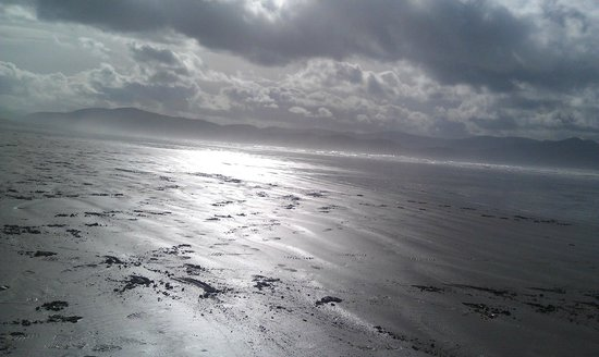 Surreal at Inch Beach