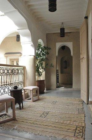 Riad Dar Ten: Terrasse