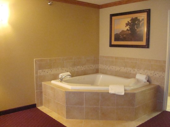 Holiday Inn Express Pierre/Fort Pierre: Room 316