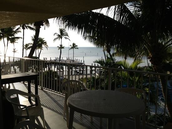 La Siesta Resort & Marina: view from the room