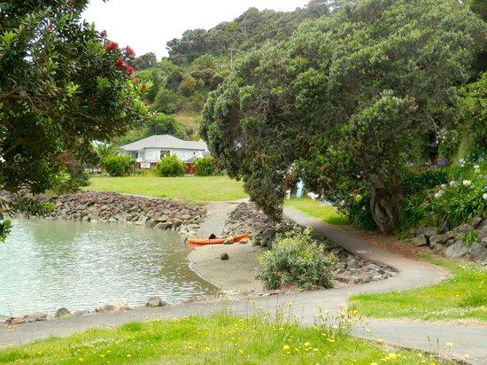 Whangaroa Harbour: Whangaroa