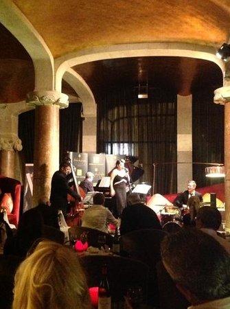 Casa Fuster Hotel: jazz