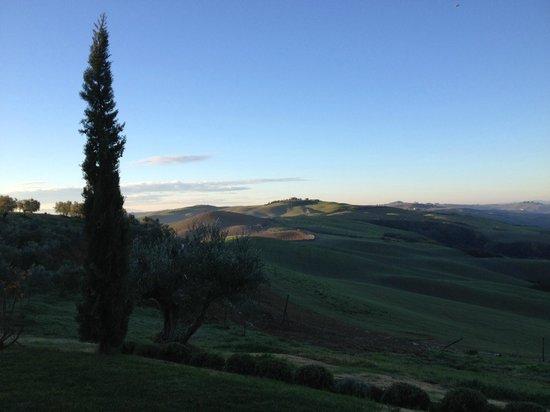Podere Finerri: Panorama 