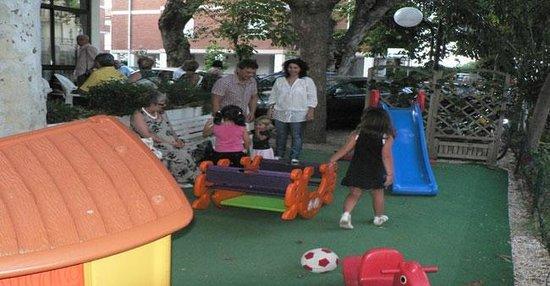 Hotel Avana Mare: Parcho Giochi