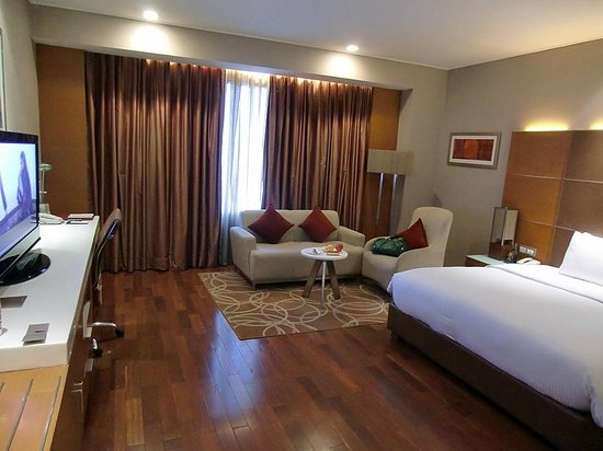 Piccadily Hotel New Delhi: Junior suite