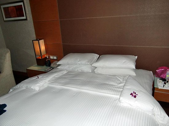 Piccadily Hotel: Turndown service