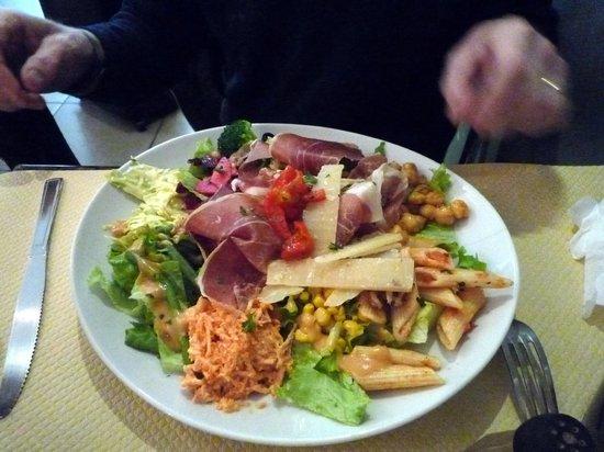 Le bistrot de Tatie Agnes: Salade formidable