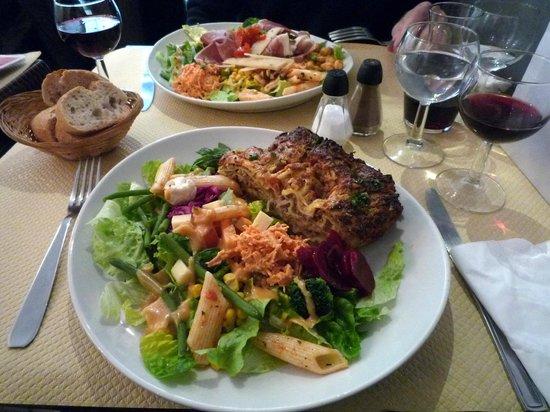 Le bistrot de Tatie Agnes : Spécial du jour délicieux
