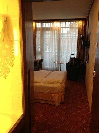 BEST WESTERN PREMIER Grand Hotel Russischer Hof: room