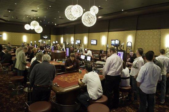 Grosvenor Casino: The Casino floor
