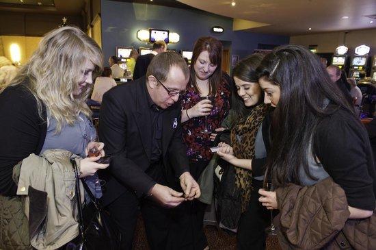 Grosvenor Casino: Bit of magic to keep you amused?