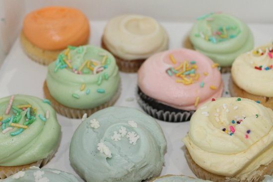 Billy's Bakery: Cupcakes