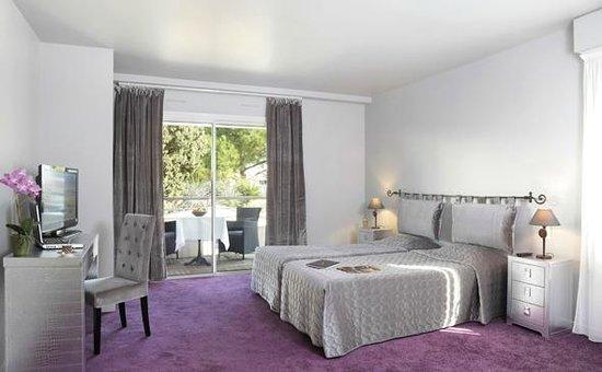 Appart'City Confort Cannes Le Cannet : Park&Suites Elegance Le Cannet - Twin Room