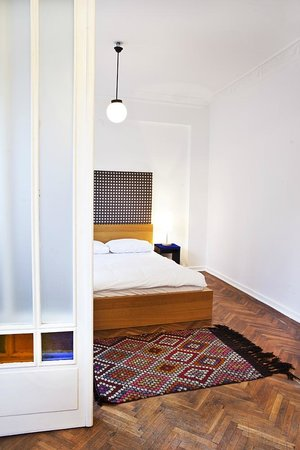 Manzara Istanbul: Schlafzimmer