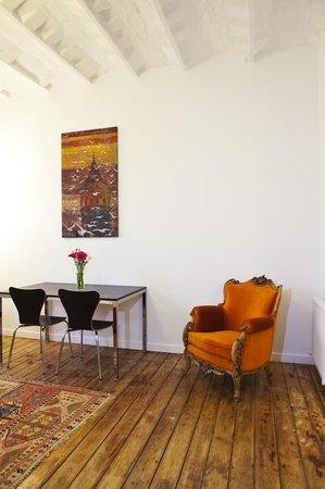 Manzara Istanbul: Wohnzimmer