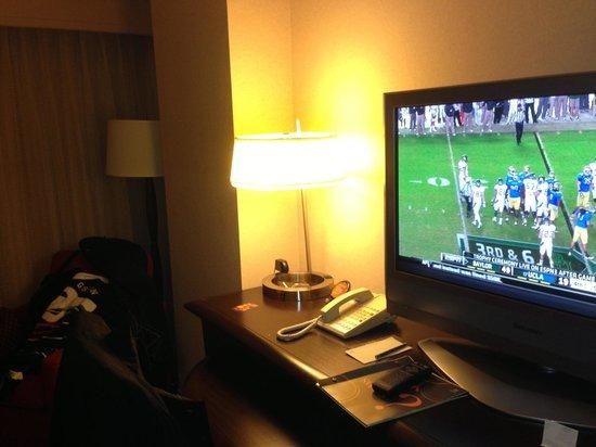 Sheraton Dallas Hotel: Zimmer