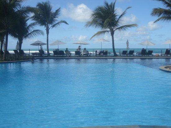 Nannai Resort & Spa : vista piscina