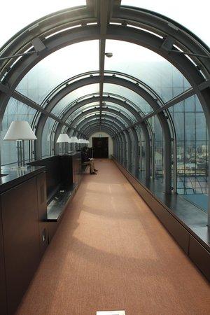 Hotel Granvia Kyoto: Corridor