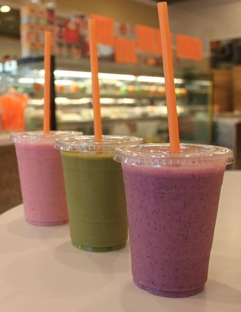 Pulse Cafe: Smoothies