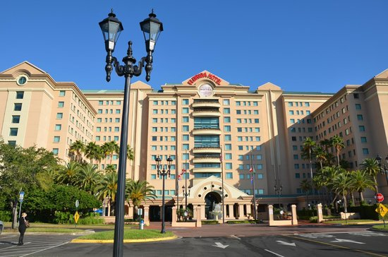 The Florida Hotel and Conference Center: Hotel