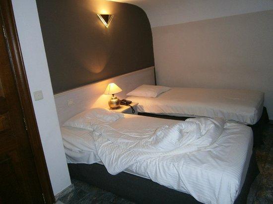 Les tanneurs de Namur: Chambre 312
