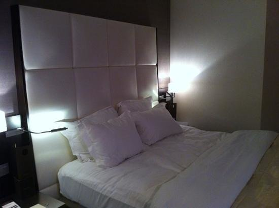Sofitel Brussels Le Louise: Heavenly bed