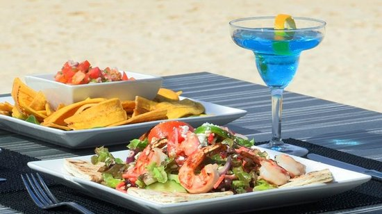 Carimar Beach Club: World Class Dining on Meads Bay Beach