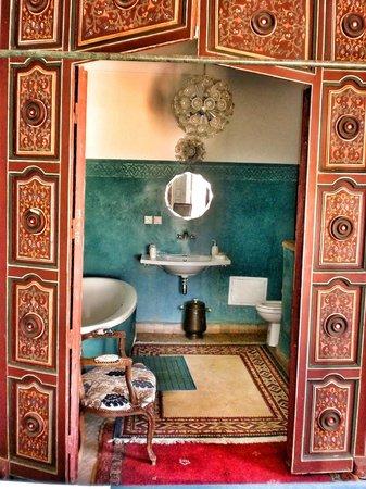 Hotel du Tresor: Suite Blue