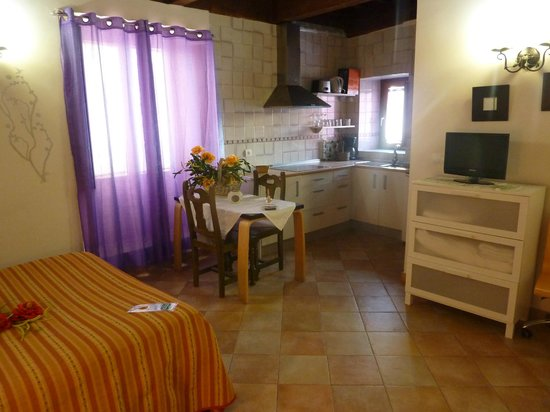 Abadia Suites : Apartment one bedroom