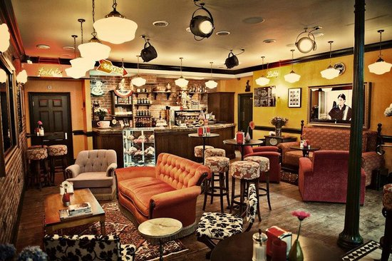 Image result for central perk liverpool