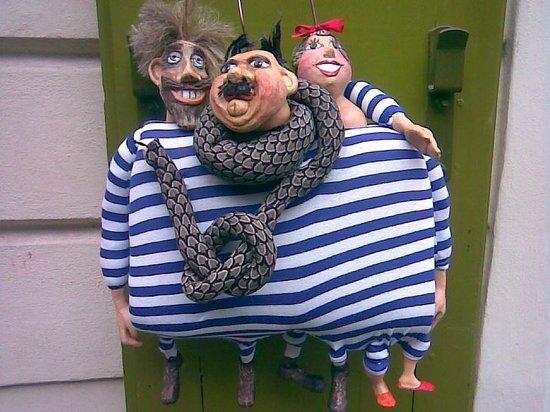 Hotel King David Prague: marionette
