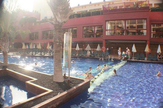 Hotel Best Jacaranda: piscina riscaldata
