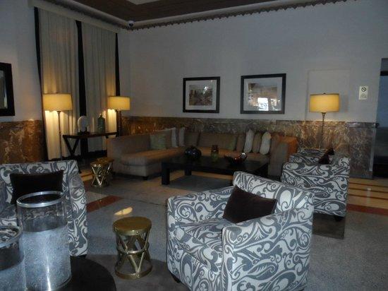Essex House: Lobby
