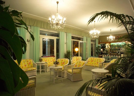 Hotel Hollywood: La hall dell' Hotel