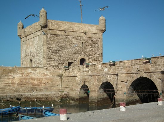 L'Heure Bleue Palais : Essaouria fishing town